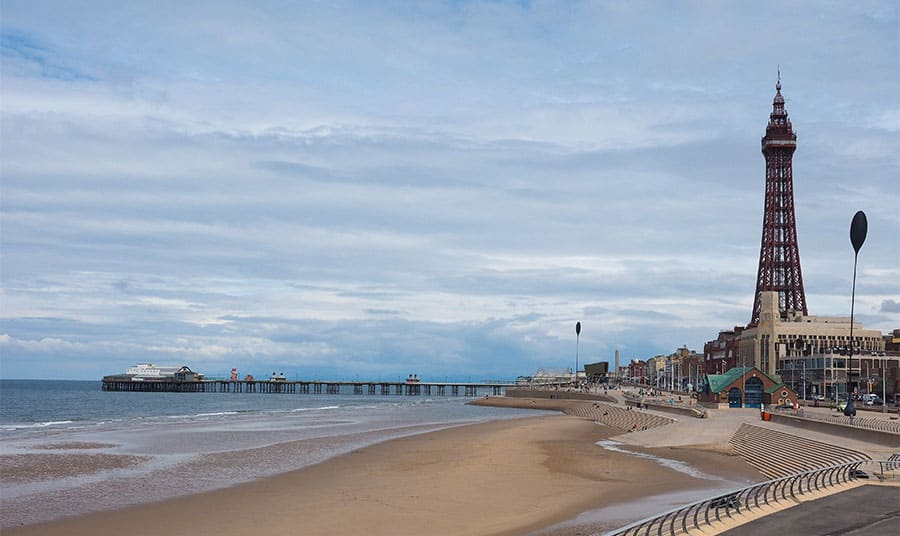 Blackpool Council Beach